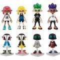 Splatoon 2 Kisekae Gear Collection (Set of 10 pieces)
