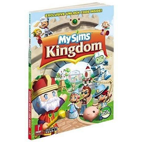 My sims kingdom prima official game guide for Online games similar to sims