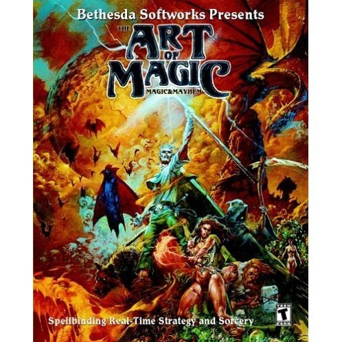 Скриншот к игре magic  mayhem: the art of magic (pc)