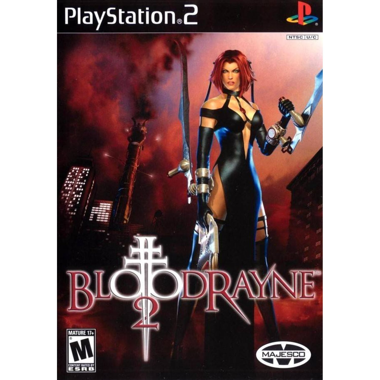 Bloodrayne 2 xbox nude patch exploited scenes