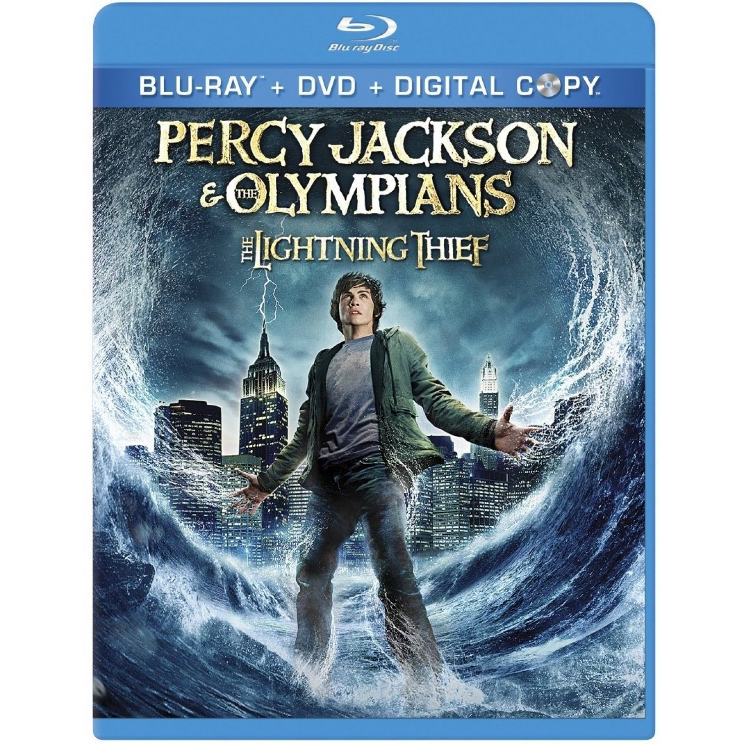 analysis of percy jackson and the olympians