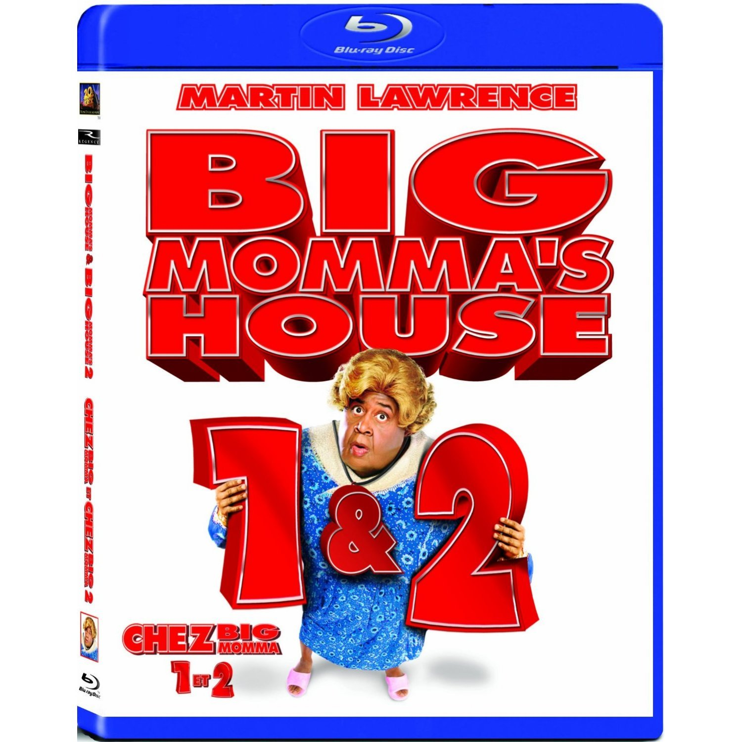 Big Mommas House 1 & 2