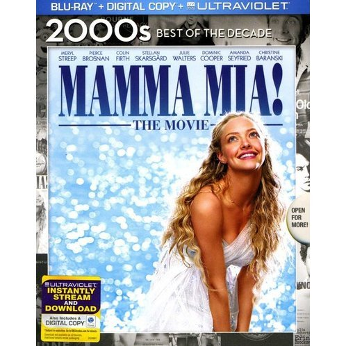 Amazoncom: Mamma Mia! The Movie (Widescreen)