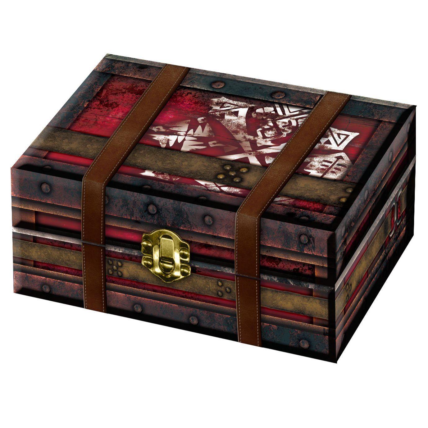 Monster Hunter Mobile Accessory Box Delivery Box