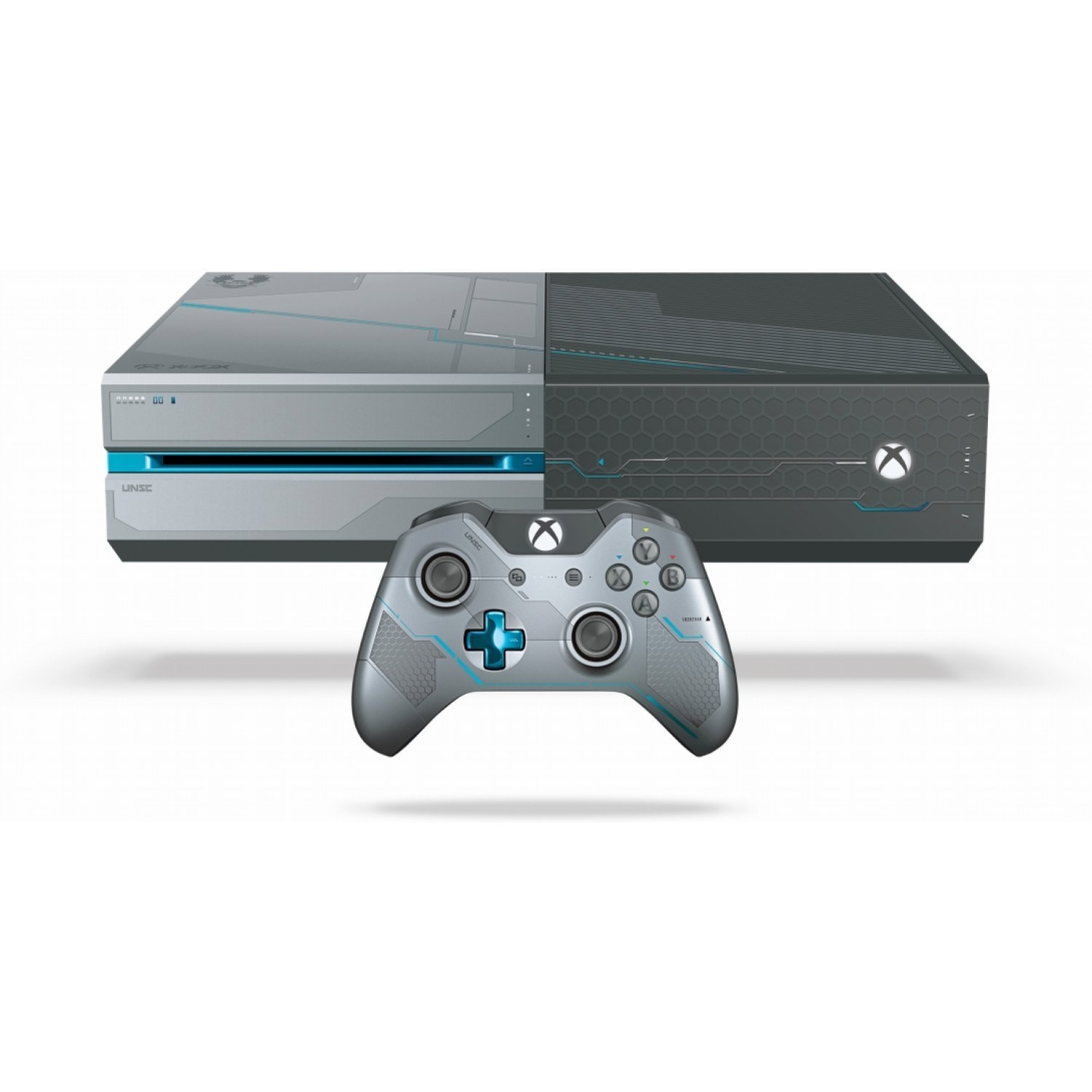 xbox one console system halo 5 guardians limited edition. Black Bedroom Furniture Sets. Home Design Ideas