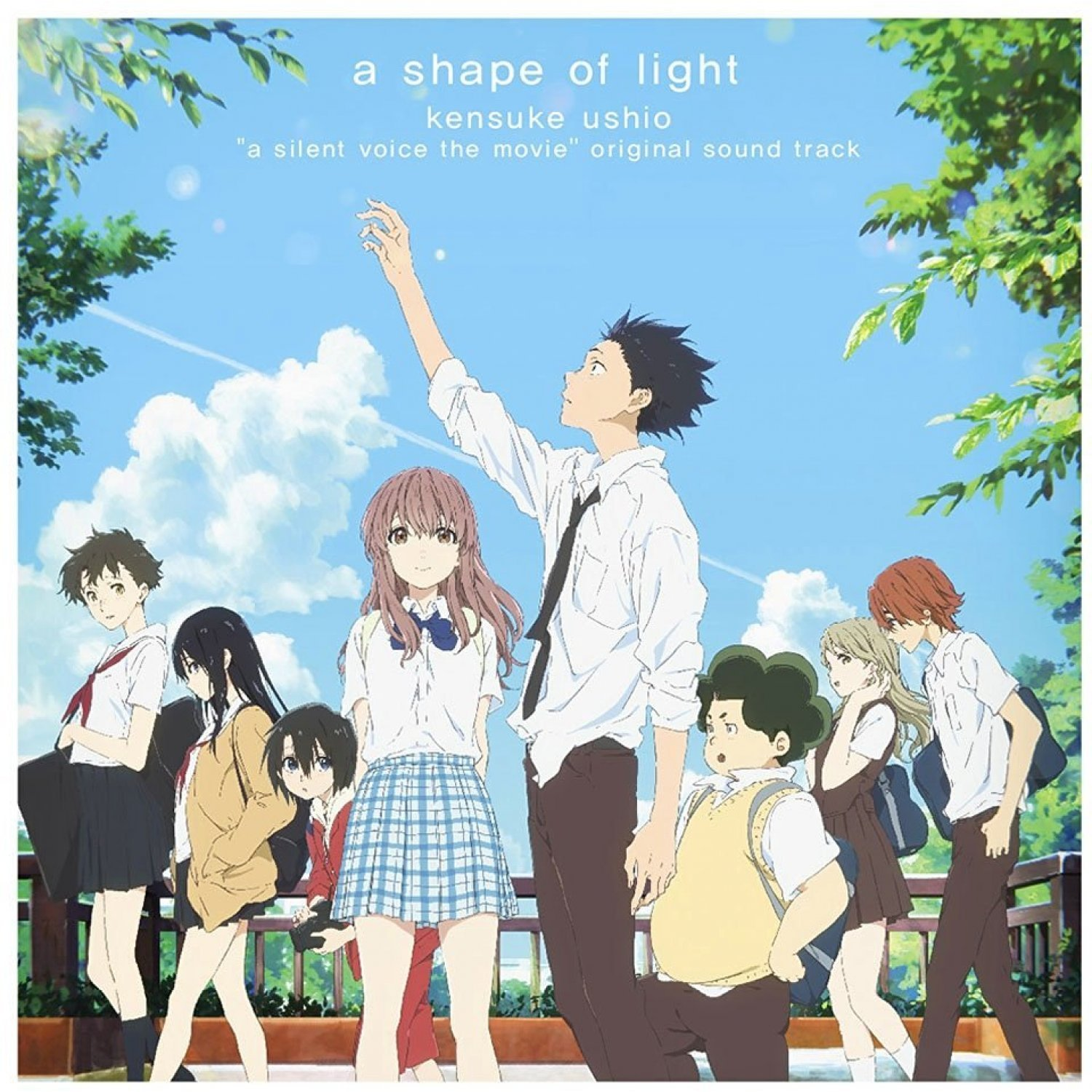 A Silent Voice Movies English