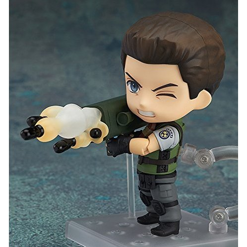 20th Anniversary Chris Figurine Nendoroid-no-681-resident-evil-chris-redfield-493781.5