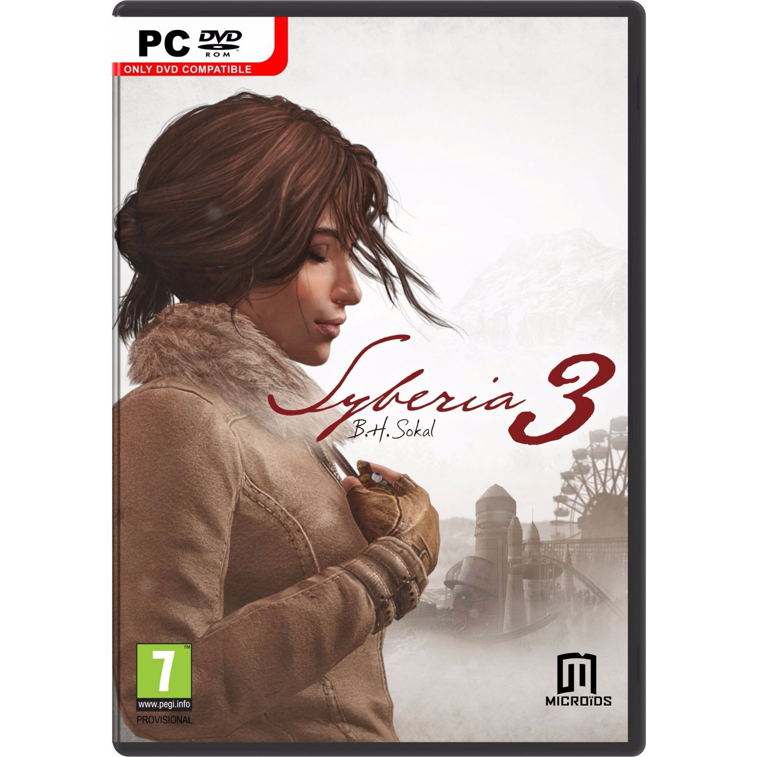 Syberia 3 (Steam) steamdigital