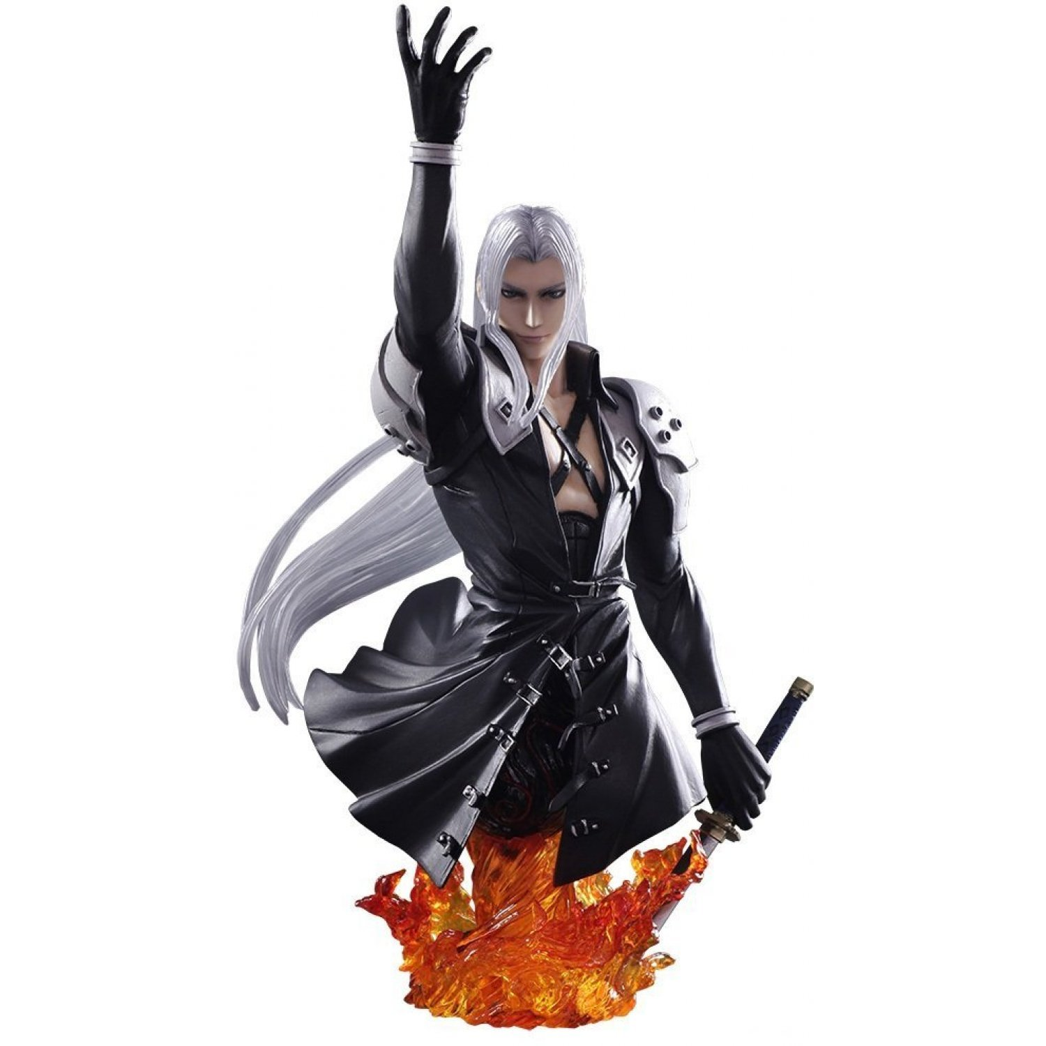 Final Consumers: Static Arts Bust Final Fantasy VII: Sephiroth