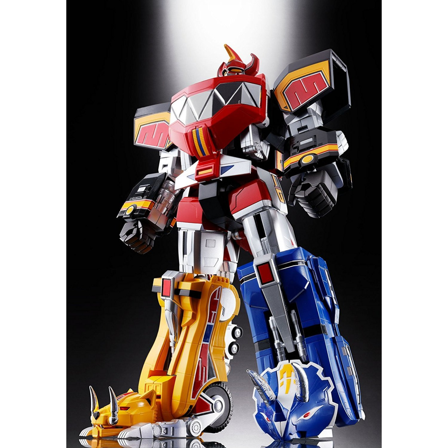 Soul of Chogokin Presents Shinka Gattai DaiZyuJin from