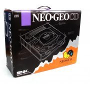 NeoGeo CD Top Loader Console preowned (Japan)