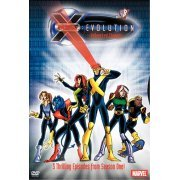 X-Men: Evolution Season1 Volume1: UnXpected Changes (Japan)