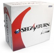 Sega Saturn Console - HST-0019 white (Japan)