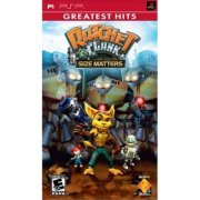 Ratchet & Clank: Size Matters (Greatest Hits) (US)