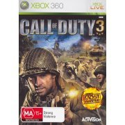 Call of Duty 3 preowned (Asia)