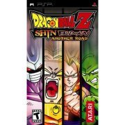 Dragon Ball Z: Shin Budokai Another Road (US)