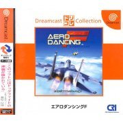 Aero Dancing F (Dreamcast Collection) preowned (Japan)
