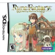 Rune Factory: A Fantasy Harvest Moon (US)