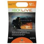 Xbox Live 12-Month Gold Card (Halo 3) (US)