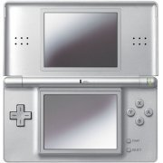 Nintendo DS Lite (Gloss Silver) - 110V (Japan)