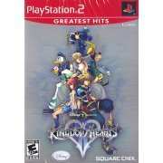 Kingdom Hearts II (Greatest Hits) (US)