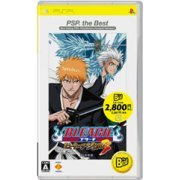 Bleach: Heat the Soul 3 (PSP the Best) (Japan)