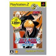 Bleach: Selected Soul (PlayStation2 the Best) (Japan)