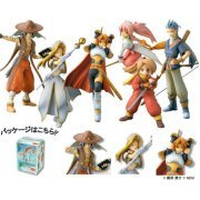 Tales of Phantasia One Coin Figures (Japan)