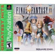 Final Fantasy IX (Greatest Hits) [Damaged Case] preowned (US)