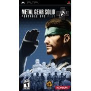 Metal Gear Solid: Portable Ops Plus (US)