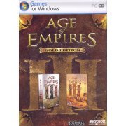 Age of Empires III: Gold Edition (Asia)