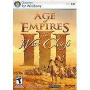 Age of Empires III: The WarChiefs (Chinese language Version) (Asia)