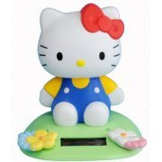 Nohohon Hello Kitty (Blue) (Japan)