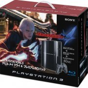 Devil May Cry 4 Premium BD Pack (Clear Black) (Japan)
