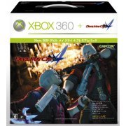 Xbox 360 Devil May Cry 4 Premium Pack (Japan)