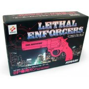 Lethal Enforcers 2P Justifier Lightgun preowned (Japan)