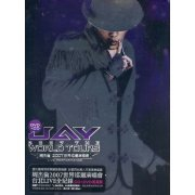 Jay Chou 2007 World Tour Concert Live [DVD+2CD] (Hong Kong)