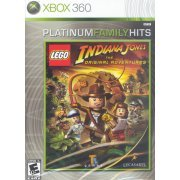 LEGO Indiana Jones: The Original Adventures (Platinum Family Hits) (US)