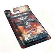 The Eye of Judgment: Biolith Rebellion Set 2: Fire Crusader Theme Deck (US)