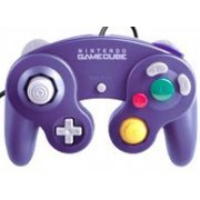GameCube Controller (Purple) (Asia)