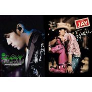 On The Run [CD+DVD]+ Jay Chou 2007 World Tour Concert Live [2CD] (Hong Kong)