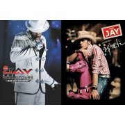 On The Run [CD+DVD]+ Jay Chou 2007 World Tour Concert Live [2CD+DVD] (Hong Kong)