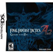 Final Fantasy Tactics A2: Grimoire of the Rift (US)