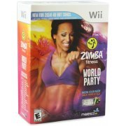 Zumba Fitness World Party (Comes with One Zumba Fitness Belt) (US)
