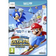 Mario & Sonic at the Sochi 2014 Olympic Winter Games (Europe)