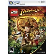 LEGO Indiana Jones (DVD-ROM) (US)