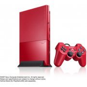 PlayStation2 Console Cinnabar Red (100-240V) (Asia)