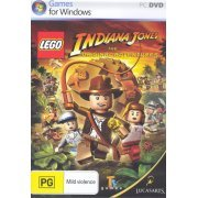 LEGO Indiana Jones (DVD-ROM) (Asia)