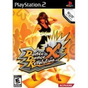 Dance Dance Revolution X (US)