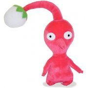 Pikmin 2 Plush Doll Red Bud (Re-run) (Japan)
